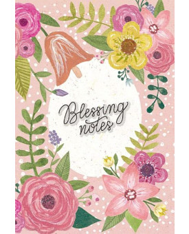 Blessing Notes | Lettering | Floral