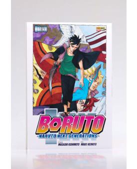 Boruto | Vol.14 | Masashi Kishimo e Mikio Ikemoto