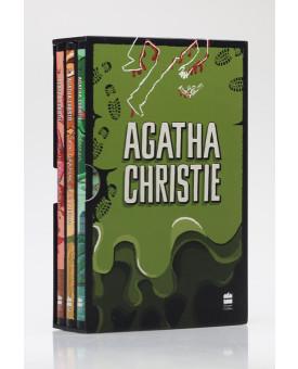 Box 3 Livros | Vol. 4 | Agatha Christie | Verde