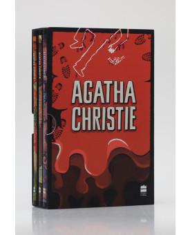 Box 3 Livros | Vol. 3  | Agatha Christie | Laranja