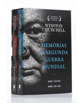 Box 2 Livros   Memórias da Segunda Guerra Mundial   Winston Churchill