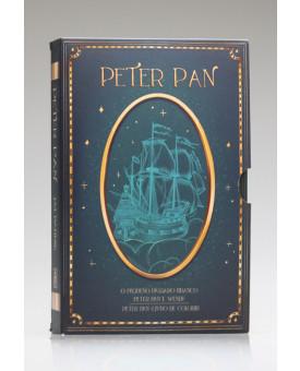 Box 3 Livros | Peter Pan | J. M. Barrie