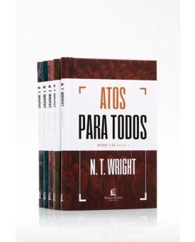 Kit 5 Livros | Revelações Para Todos | Capa Dura | N. T. Wright