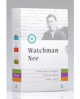 Box 3 Livros | Watchman Nee