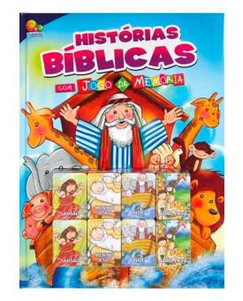 História Bíblicas Com jogo da Memória