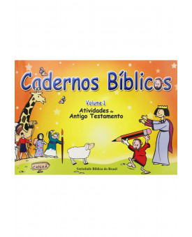 Cadernos Bíblicos Volume 1 | Antigo Testamento | SBB