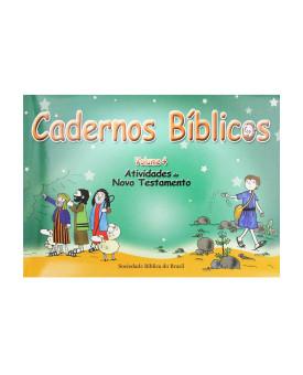 Cadernos Bíblicos Volume 4 | Novo Testamento