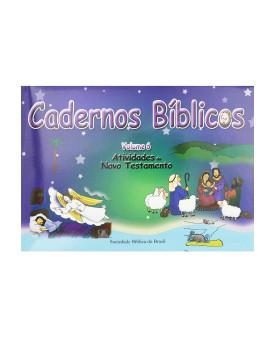 Cadernos Bíblicos Volume 6 | Novo Testamento