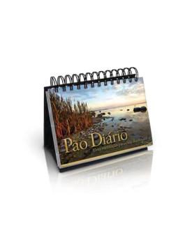 Calendário Pão Diário - 18 Edição Mesa -2015