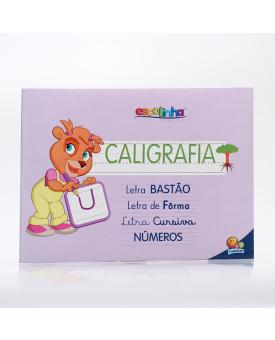 Sistema de Caligrafia | Escolinha Todolivro