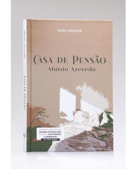 Casa de Pensão | Capa Dura | Aluísio Azevedo