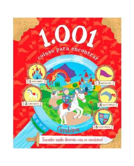 1.001 Coisas para Encontrar | Cavaleiros | Igloo Books