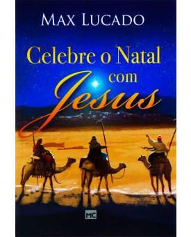Livro Devocional Celebre O Natal Com Jesus | Max Lucado