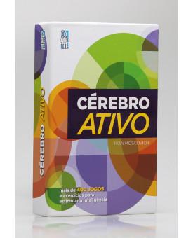 Box 3 Livros | Cérebro Ativo | Ivan Moscovich