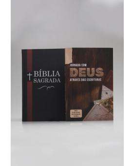 Kit Jornada com Deus Através das Escrituras Mapa | Clássica