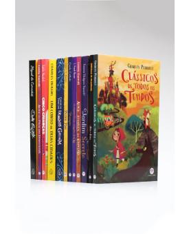 Kit 12 Livros | Coleção Clássicos de Todos os Tempos