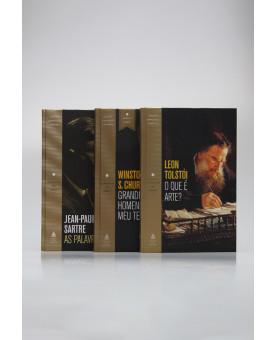 Kit 3 Livros | Coleção Clássicos de Ouro
