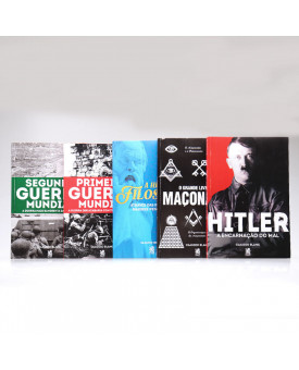 Kit 5 Livros | Claudio Blanc