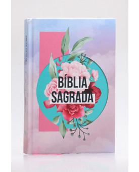 Bíblia Sagrada | ACF | Letra Média | Capa Dura | Colagem | 960 Páginas