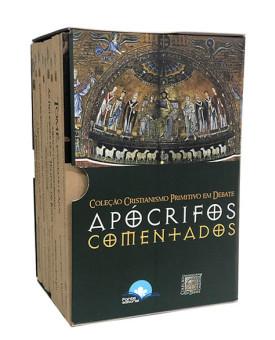 Box 9 Livros | Apócrifos Comentados | Fonte Editorial