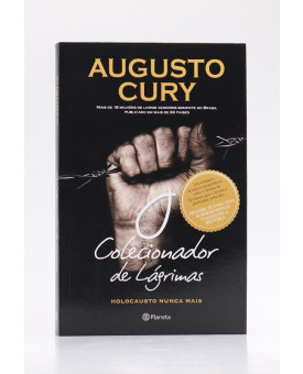 O Colecionar de Lágrimas | Augusto Cury