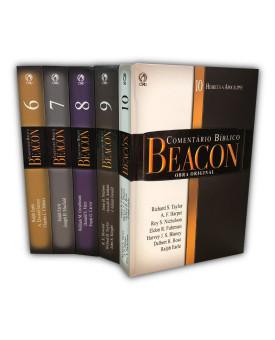 Comentário Bíblico Beacon | Novo Testamento | Capa Dura