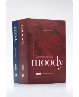 Box | Comentário Bíblico Moody | Vol. 1 | Vol. 2 | Charles F. Pfeiffer | Everett F. Harrison | Pré-Venda