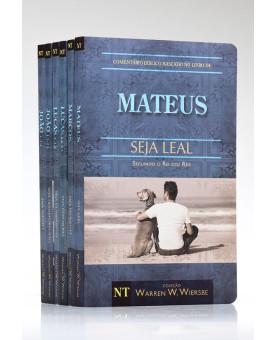 Coleção 6 Livros | Comentário Bíblico Expositivo | Warren W. Wiersbe