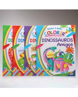 Kit 4 Livros | Como é Bom Colorir! | Todolivro