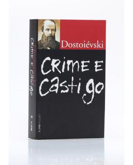 Crime e Castigo | Edição de Bolso | Dostoiévski