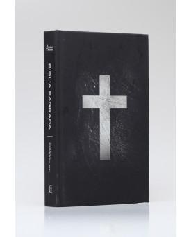 Bíblia Sagrada | ACF | Leitura Perfeita | Letra Normal | Capa dura | Cruz Branca