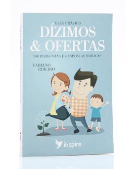 Livreto | Guia Prático | Dízimos e Ofertas | Fabiano Ribeiro