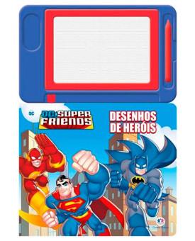 Dc - Super Friends | Desenhos de Heróis | Ciranda Cultural