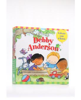Caixa Com 6 Livros   Coleçao Conhecendo a Deus   Debby Anderson