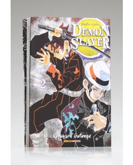 Demon Slayer: Kimetsu no Yaiba | Vol.2 | Koyoharu Gotouge