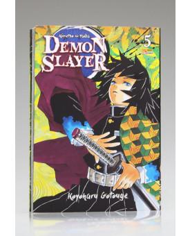 Demon Slayer: Kimetsu no Yaiba | Vol.5 | Koyoharu Gotouge