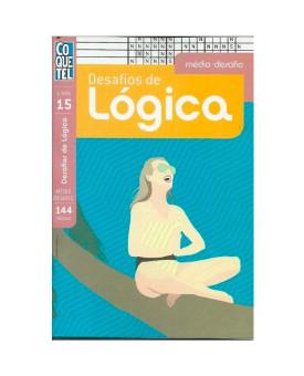 Desafios de Lógica | Nível Médio e Desafio | Livro 15 | Ediouro