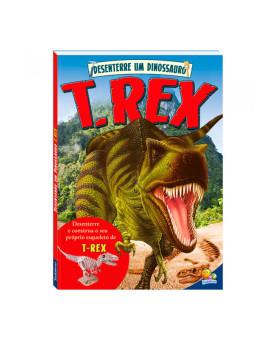 Desenterre um Dinossauro | T-Rex | Todolivro