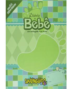 Diário do Bebê com Smilingüido e sua Turma | Verde
