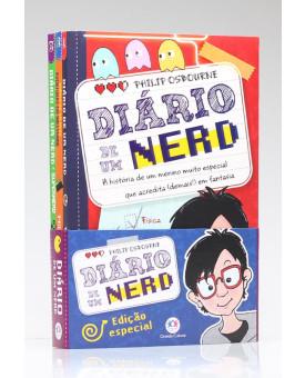 Box 3 Livros | Diário de um Nerd | Philip Osbourne