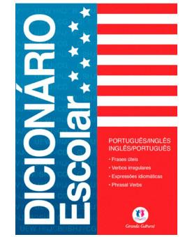 Dicionário Escolar | Português - Inglês / Inglês - Português | Ciranda Cultural