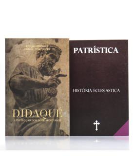 Kit 2 Livros | História Eclesiástica + Didaqué