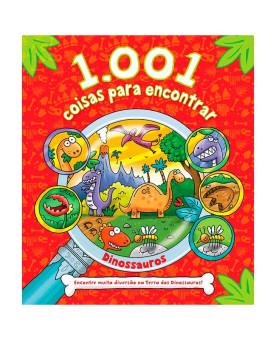 1.001 Coisas para Encontrar | Dinossauros | Igloo Books