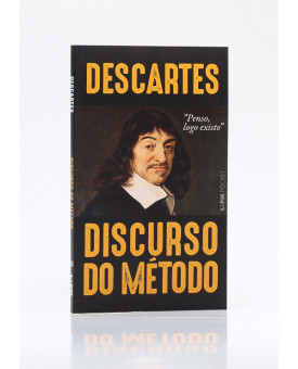 Discurso do método | Edição de Bolso | Descartes