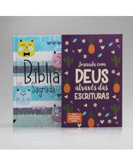 Kit Jornada com Deus Através das Escrituras Divertida | Cats