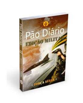 Pão Diário Militar | Força Aérea | Edição Bolso