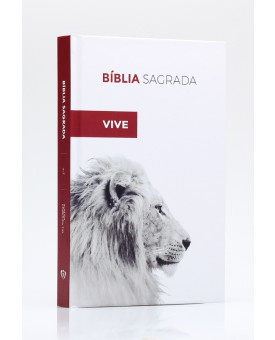 Bíblia Sagrada | ACF | Letra Grande | Capa Dura | Ele Vive
