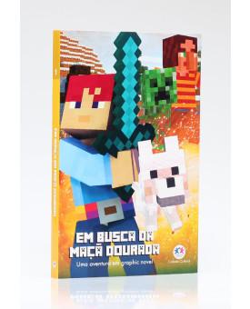 Minecraft | Em Busca da Maçã Dourada | Volume 1 | Megan Miller