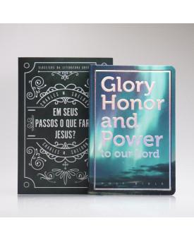 Kit Em Seus Passos O Que Faria Jesus? | Bíblia + Livro