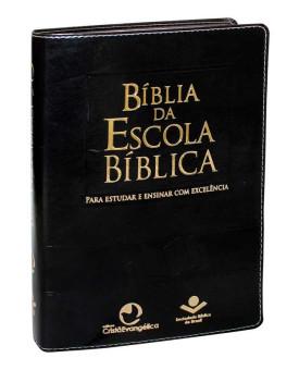 Bíblia de Estudo Escola Bíblica | RA | c/ Índice